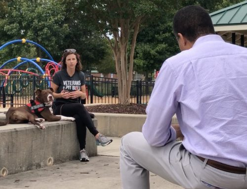 Full PBS Interview: How Service Dogs Help Veterans with PTSD